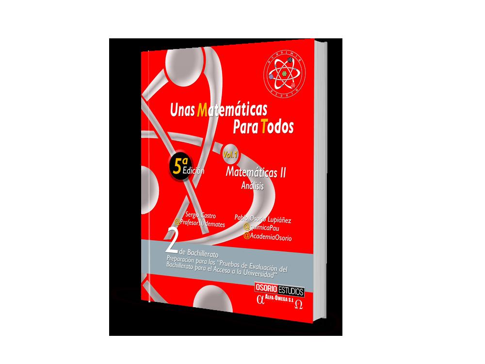 Libro Una Matemáticas Para Todos. Vol. 1